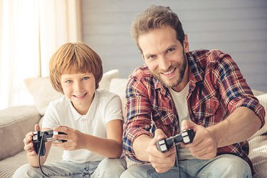 No more disputes with children about cell phones and gaming